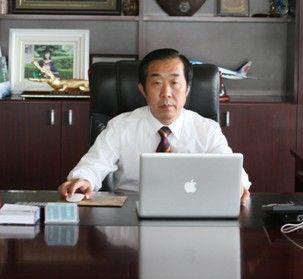 圣源地毯集团有限公司董事长薛玉明