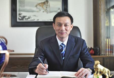 江西金虎保险设备集团有限公司董事长熊春林